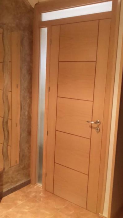 Puertas a medida en cuenca carpinteria manchuela - Medidas puerta entrada ...